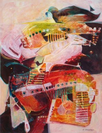 Jazz copyright Carol Mansfield